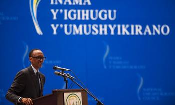 President kagame 350x210
