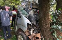Yusuf Lule Road accident claims four foreign nationals