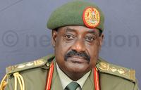 Gen. Sejusa missing on list of retiring generals again