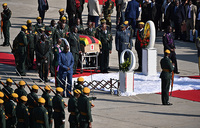 Mugabe's body arrives home for burial