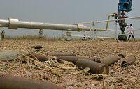 South Sudan's leaking oil wells pose health risk