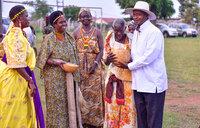 Museveni graces Teso cultural festival