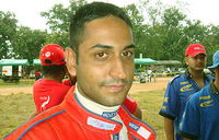 Mangat chases NRC points in Zimbabwe