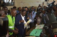 African Union to release preliminary statement on Kenya election tomorrow