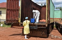 Tension in Kamuli as two truck drivers are found with suspicious Corona documents