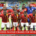 Will the odds favour Cranes for World Cup?