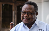 Tanzania's opposition candidate says he won't accept election result