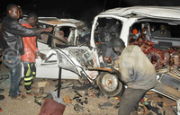 Eight family members perish in Mpigi accident