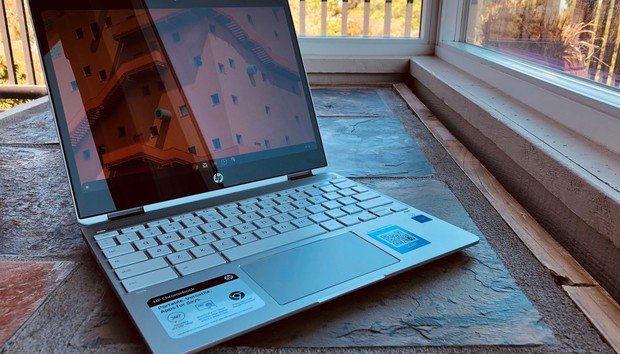 HP Chromebook x360 12b review: It's affordable and good