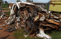 Seven perish in Masaka highway accident