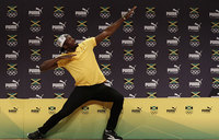Bolt the saviour as athletics seeks redemption