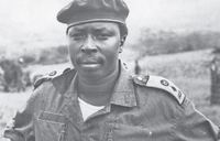 Remembering Lt. Col. Ikondere