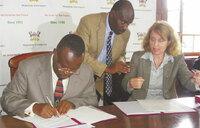 Makerere University College of Health Sciences.