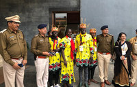 Ugandans shine in India