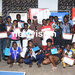 Table Tennis players urged on coaches