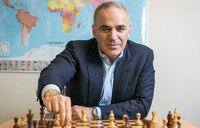 Chess: Kasparov to donate winnings to Africa