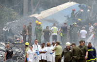 Many feared dead as Cuba airliner crashes on take-off