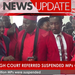 Why High Court referred suspended MPs case