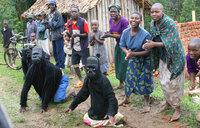 Beautiful Uganda: Batwa's lifestyle earns us money