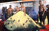 Glamour at Abyranz Styles and Fashion Awards