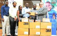 CoRSU Hospital donates to NCS
