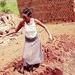 Wakiso headteacher turns to brickmaking