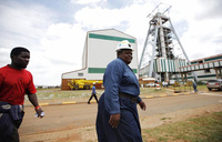 Eight trapped S.Africa gold miners are dead