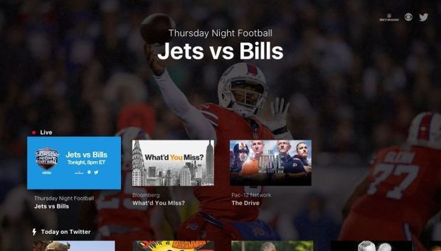 Twitter's new Apple TV, Fire TV, and Xbox One apps are all about