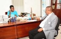 Uganda news in pictures - November 20