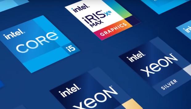 Intel hides the unannounced Iris Xe Max GPU brand in a promo video