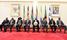 Israeli and regional leaders pledge to defeat terrorism