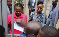 Kenya poll official quits, says election not 'credible'