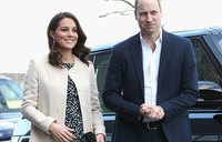 It's a boy for Prince William's wife Kate!