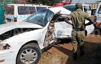 Two killed in Kampala-Masaka road crash