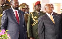 Museveni urges South Sudan factions to continue dialogue