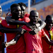 Congratulatory messages pour in for the Cranes