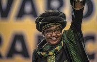 S.Africa's Winnie Mandela hospitalised
