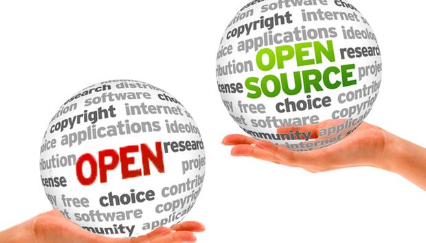 open-vs-open-source