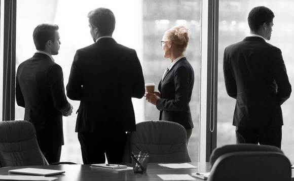 Women make up just 14% of fund managers at UK firms with AUM between £30bn and £700bn