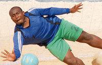 Sserungoji is the focus as beach soccer kicksoff