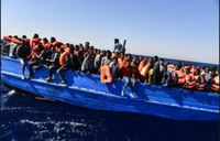 400 African immigrants rescued