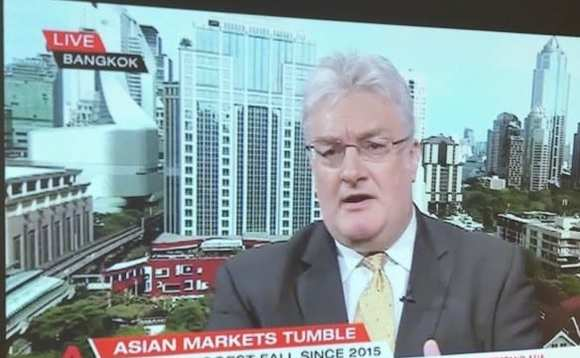 Bangkok's unofficial market bear warns: 'Probably not yet the end of the correction'