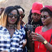 Bags and braids at Kampala Ice Cream and Cake festival