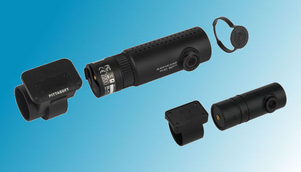 Blackvue DR750S-2CH dash cam review: A clever, high-quality