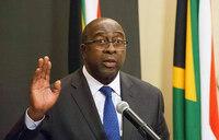 S.Africa finance minister resigns over graft testimony