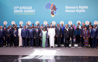 African leaders moot South Sudan protection force