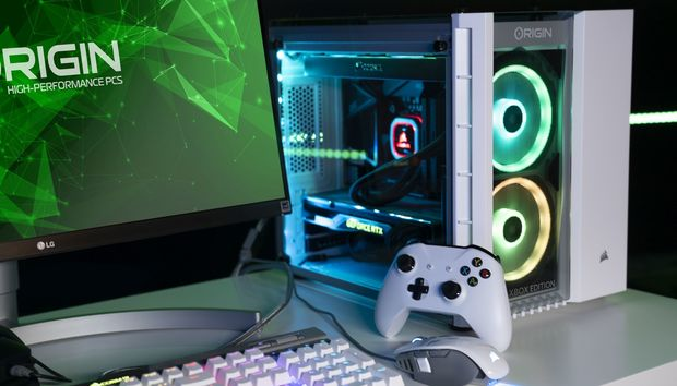 Origin PC's reborn 'Big O' marries a high-end PC with a liquid-cooled console for ultimate streaming