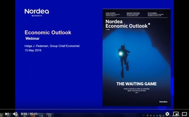 Nordea Economic Outlook - The waiting game