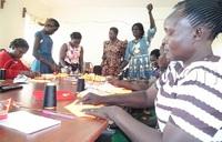 Kitgum girls to benefit from sanitary pads
