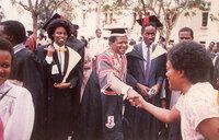 Bernard Onyango was a legend
